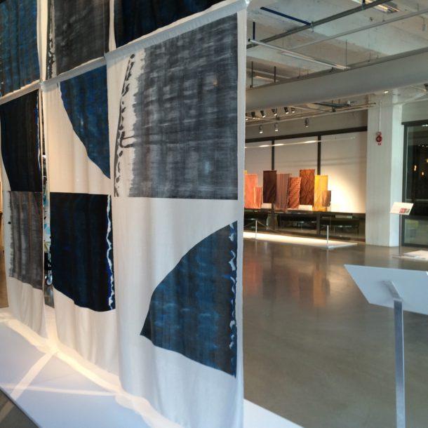 Caisa Nordenstråhles examensarbete från Textilhögskolan i Borås.