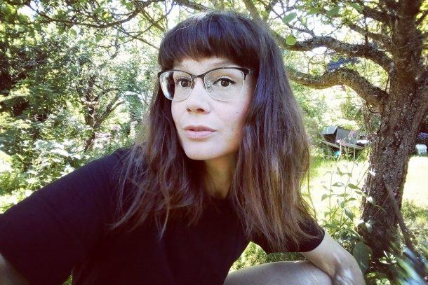 porträtt av Ida Lundell