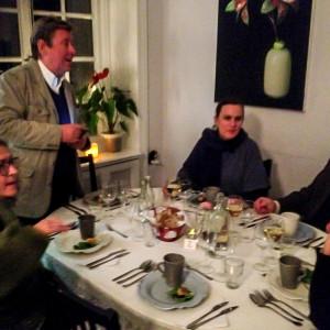 Lars Lundqvist får Fridellnålen